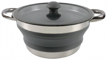 Leisurewize Medium Collapsible Pan